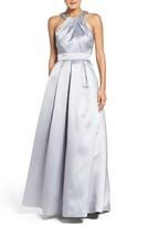 Eliza J Women's Beaded Pleated Gown