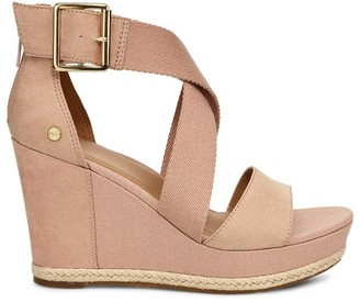 UGG Calla Wedge Sandals