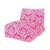 Dormify Majestic Home Goods Printed Bean Bag Lounge Chair