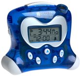 Oregon Scientific RM313PNA Self-Setting Projection Alarm Clock with Indoor Thermometer