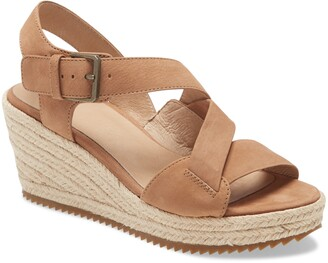 Eileen Fisher Beckon Wedge Sandal