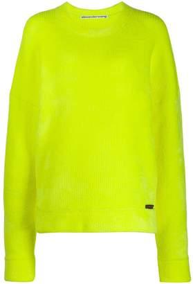 Alexander Wang chunky knit jumper