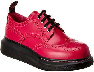 Alexander McQueen Leather Oxford