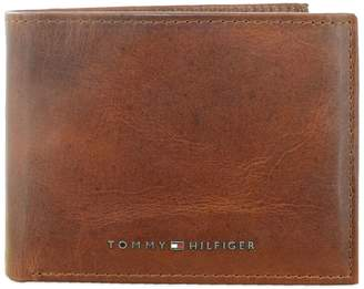 Tommy Hilfiger Olin RFID Leather Passcase Wallet