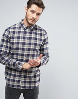 Jack Wills Salcombe Flannel Check Shirt in Regular Fit