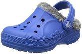 Crocs Kids' Baya Heathered Lined Clog