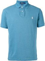 Polo Ralph Lauren Logo polo shirt - men - Cotton - XL