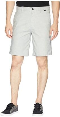 Hurley Dri-Fit Breathe 19 Walkshorts (Light Aqua) Men's Shorts