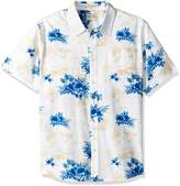 Quiksilver Waterman Men's Vahinies Button Down Shirt