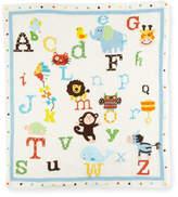 Artwalk Art Walk Alphabet Soup Knit Blanket