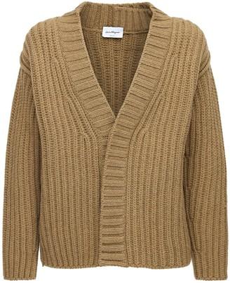 Salvatore Ferragamo Wool Knit Cardigan