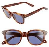 Givenchy Men's '7000/s' 50Mm Sunglasses - Black
