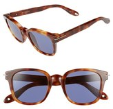 Givenchy Men's '7000/s' 50Mm Sunglasses - Havana