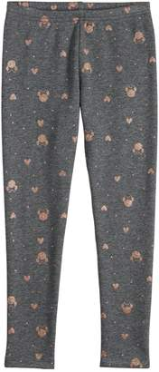 Minky Disneyjumping Beans Disney's Minnie Mouse Girls 4-12 Leggings by Jumping Beans