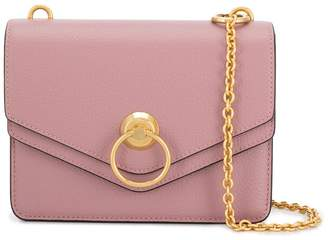 Mulberry Small Harlow Satchel Small Classic Grain