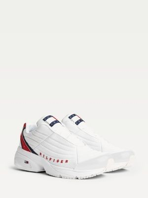 Tommy Hilfiger Heritage Colour-Blocked Trainers