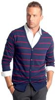 191 Unlimited Men's Striped Cardigan