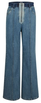 Miu Miu High-waisted jeans