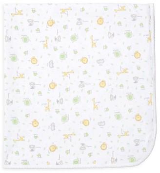 Royal Baby Printed Receiving Blanket