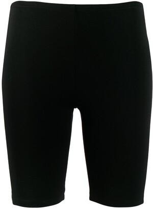 Paco Rabanne Logo Cycling Shorts