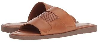 Tommy Bahama Gennadi Palms (Cognac) Men's Shoes