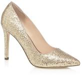 Dark Gold Heels - ShopStyle UK