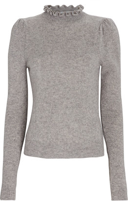 Frame Josefine Cashmere Turtleneck Sweater
