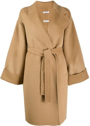 P.A.R.O.S.H. Knit Trench Coat