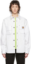 Carhartt Work In Progress White Great Master Shirt