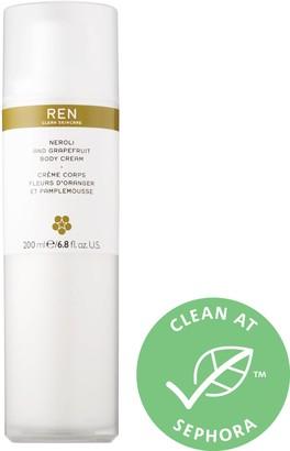 Ren Skincare Neroli and Grapefruit Body Cream