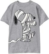 Gymboree Snoopy Mummy Tee