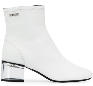 Kenzo k-Round ankle boots