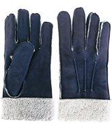 Canali shearling gloves