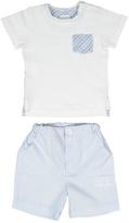 Malvi & Co. Shorts and Tee Set