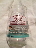 Disney POOH'S Grand Adventure Scene 1 Juice Glass by Welch's
