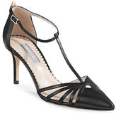 Sjp By Sarah Jessica Parker Carrie Leather T-Strap Pumps