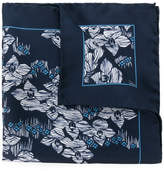 Dolce & Gabbana floral print pocket square