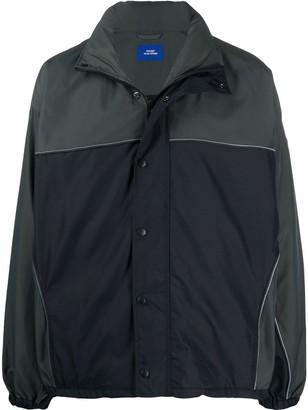 Rassvet Colour Block Sports Jacket