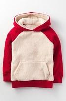 Toddler Boy's Mini Boden Fleece Hoodie