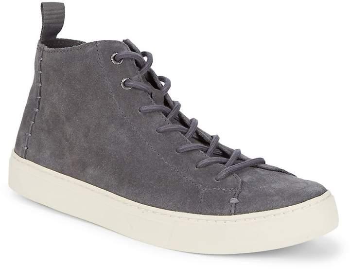 Toms Men's Lenox Suede High-Top Sneakers