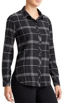 Athleta Lumberjill Shirt Windowpane