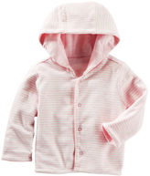 Osh Kosh Reversible French Terry Hoodie