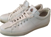 Moncler Low trainers in leather