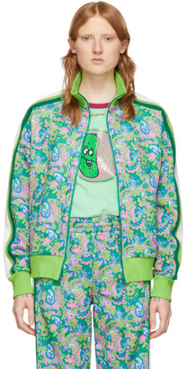 Marc Jacobs Multicolor The Track Jacket