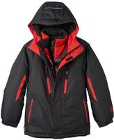 ZeroXposur Boys 8-20 Wooster 3-in-1 Systems Jacket