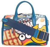 Anya Hindmarch giant stickers tote