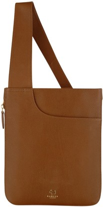 Radley Pocket Bag Leather Medium Cross Body Bag, Tan