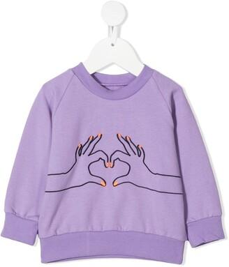 Wauw Capow By Bangbang Love sweatshirt