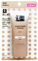 Almay Smart Shade Makeup with SPF 15, Medium 300, 1-Ounce Tubes (Pack of 2)