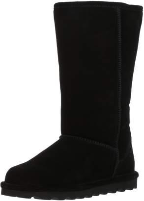 BearPaw ELLE TALL Women's Slouch Boots Slouch Boots Schwarz (Black Ii 011) 5 UK (38 EU)